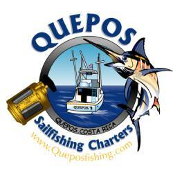 Quepos Fishing Logo